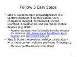 follow 5 easy steps