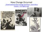 how change occurred downloads hd stock footage apartheid south africa protests civil rights mp4