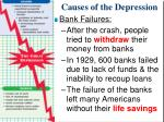 causes of the depression10