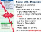 causes of the depression9