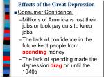 effects of the great depression1