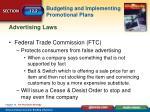 advertising laws