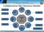 collaborative s t business model