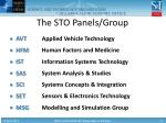 the sto panels group