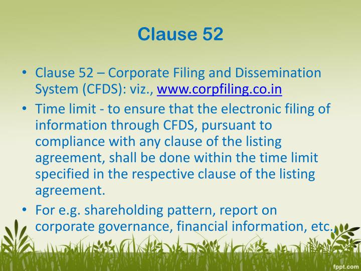 Ppt Listing Agreement Powerpoint Presentation Id1679099