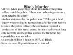 biko s murder