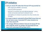 cpi initiative1