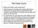 the flash crash1
