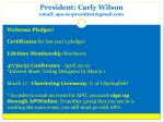 president carly wilson email apo oe president@gmail com