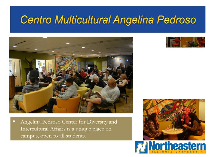 Centro Multicultural Angelina