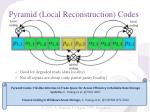 pyramid local reconstruction codes2