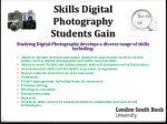 skills digital photography students gain