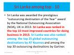 sri lanka among top 10