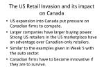 the us retail invasion and its impact on canada2