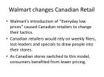 walmart changes canadian retail1