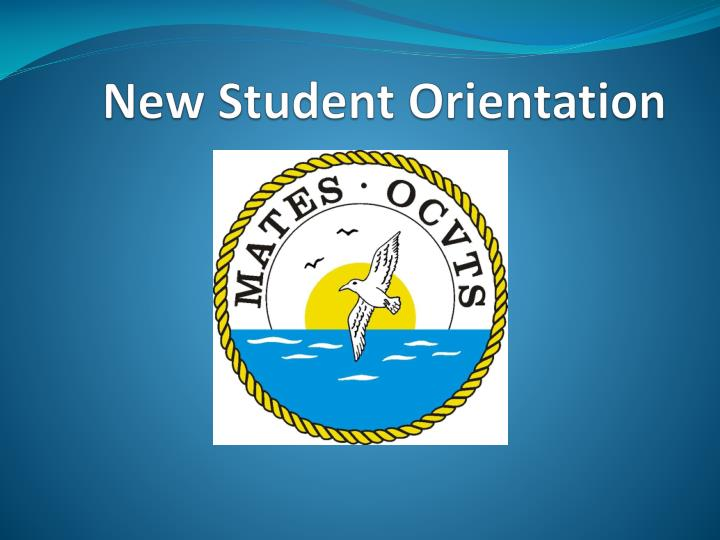 new student orientation n.