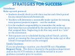 strategies for success4