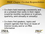 prep chapter co chair responsibilities1