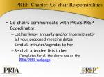 prep chapter co chair responsibilities2