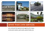 shwe than lwin services