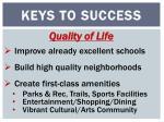 keys to success1