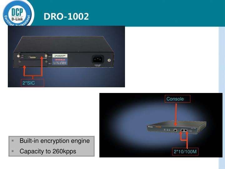 DRO-1002