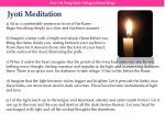 jyoti meditation
