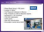 case 1 bbva global bank