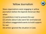 yellow journalism5