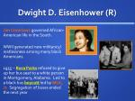 dwight d eisenhower r11