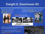 dwight d eisenhower r16