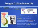 dwight d eisenhower r4