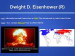 dwight d eisenhower r5