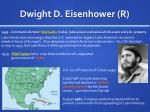dwight d eisenhower r8