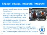 engage engage integrate integrate