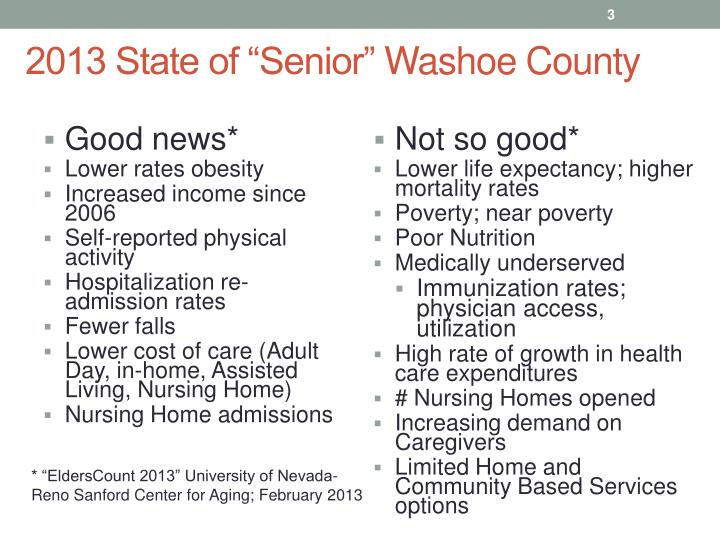 2013 state of senior washoe county
