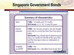 singapore government bonds1