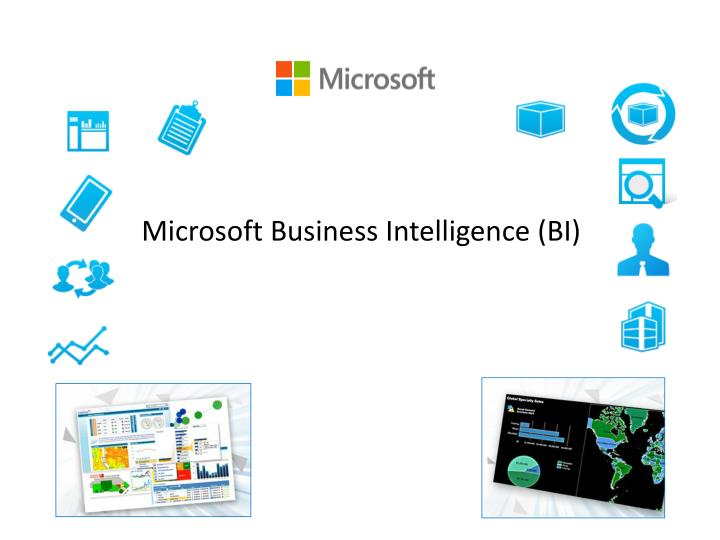 microsoft business intelligence bi n.