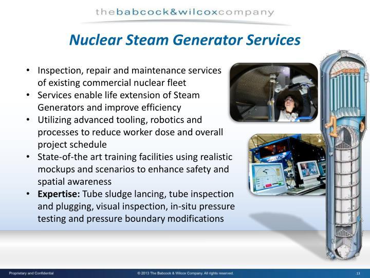 Nuclear Steam