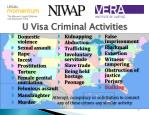 u visa criminal activities