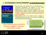 1 sustainable development of entrepreneurship