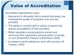 value of accreditation1
