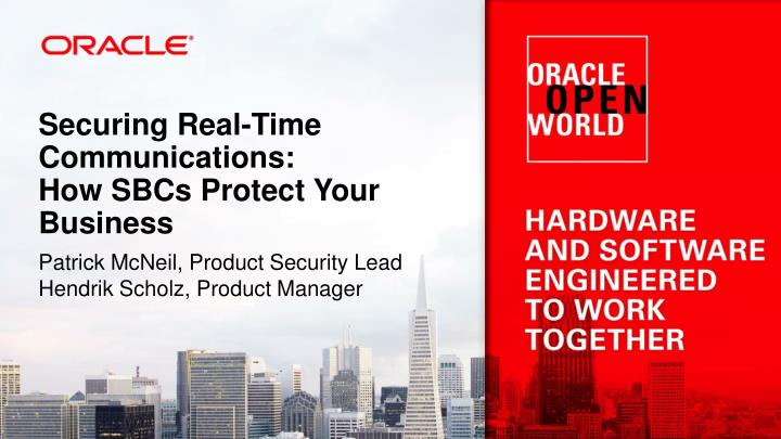securing real time communications how sbcs protect your business n.