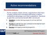 active recommendations2