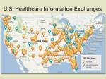 u s healthcare information exchanges
