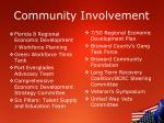 community involvement1