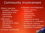 community involvement3
