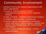 community involvement6