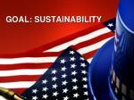 goal sustainability