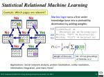 statistical relational machine learning